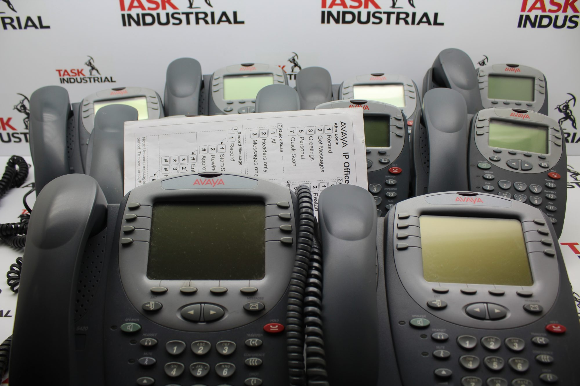 Avaya Ip Office 406400 Business Phone System W Voice Mail 9