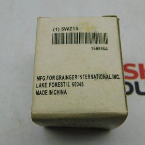 Grainger Pressure Gauge Spec 169856A C-PT 5WZ15
