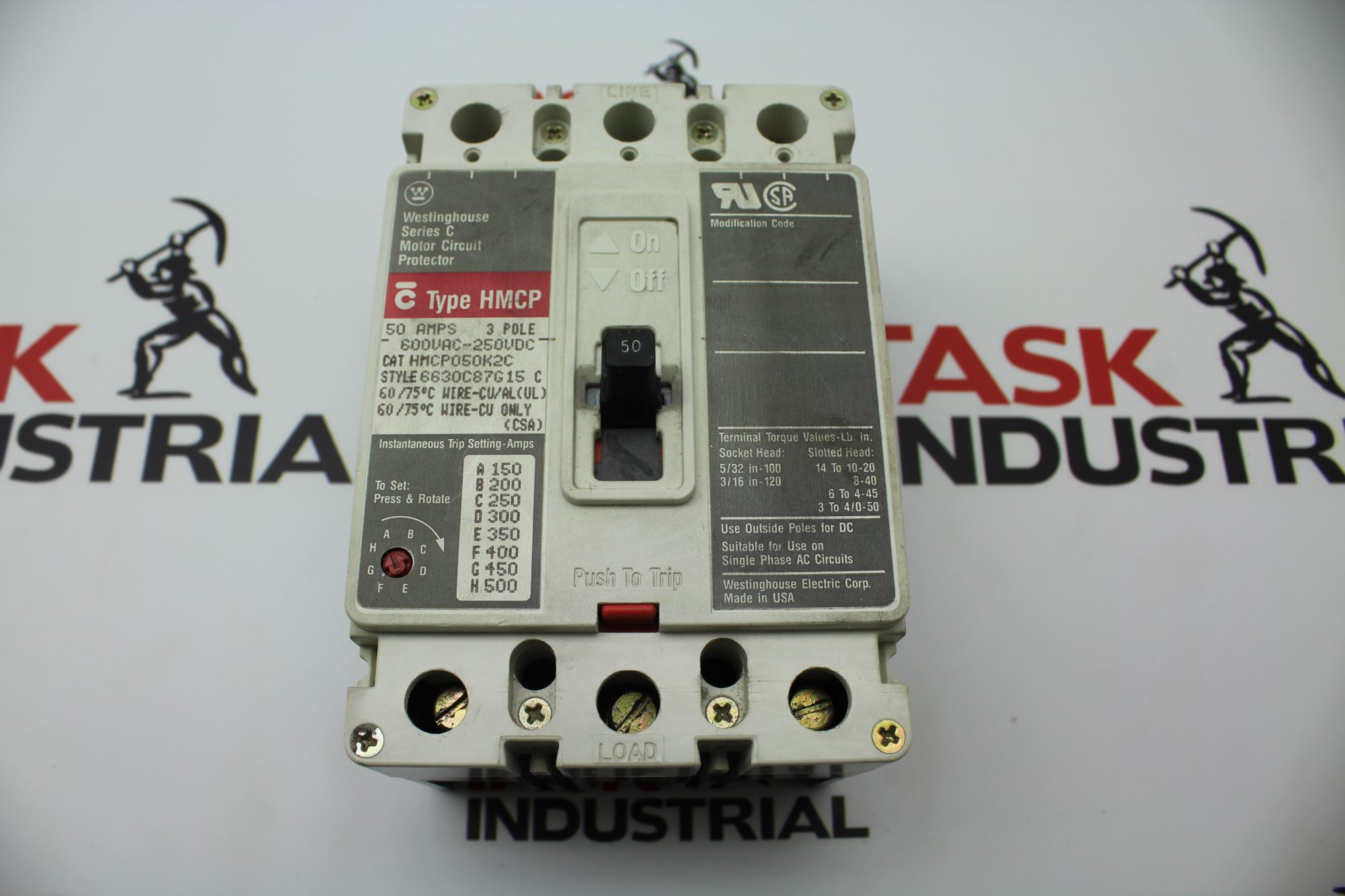 Electrical Breakers Archives Task Surplus Details About Siemens 5sx21 C5 230 400v 5 Amp Circuit Breaker Cutler Hammer Hmcp050k2c 3 Pole 50 600 Vac Motor Protector