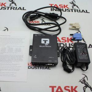 Quatech SSE-400D Single Port RS-232/422/485 Serial Device Server