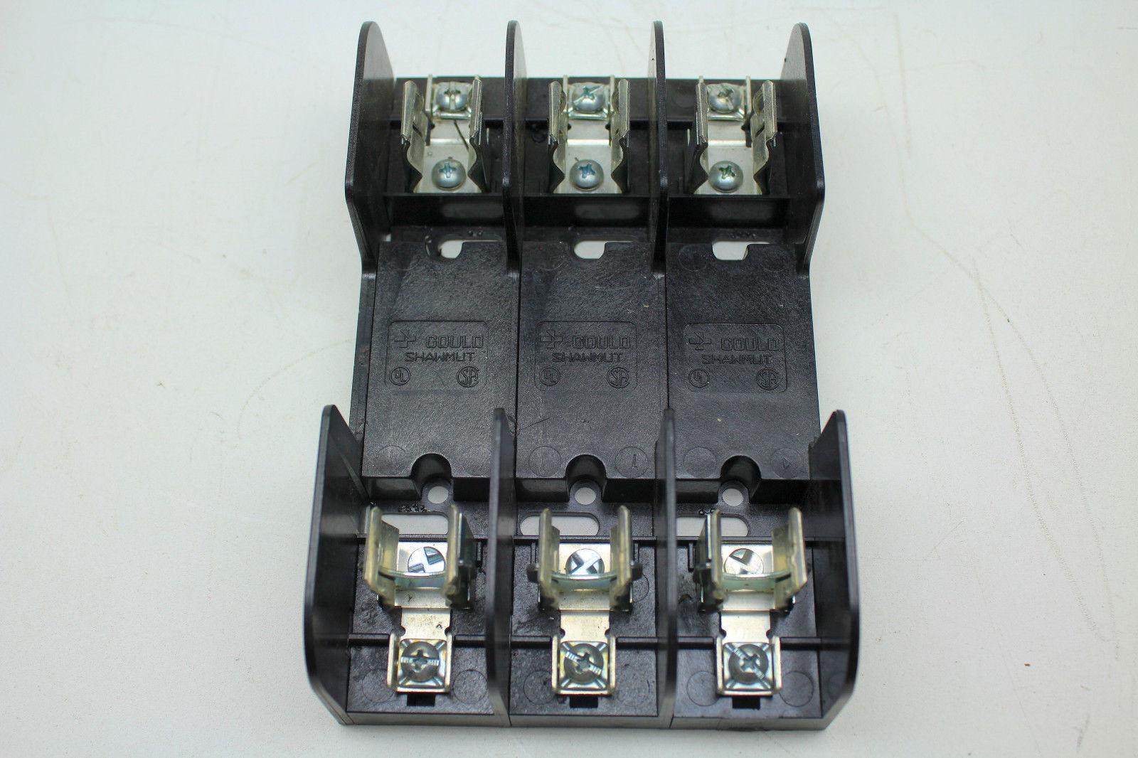 Gould Shawmut 60328R 600V 200,000 AMP RMS SYSTEM RATING