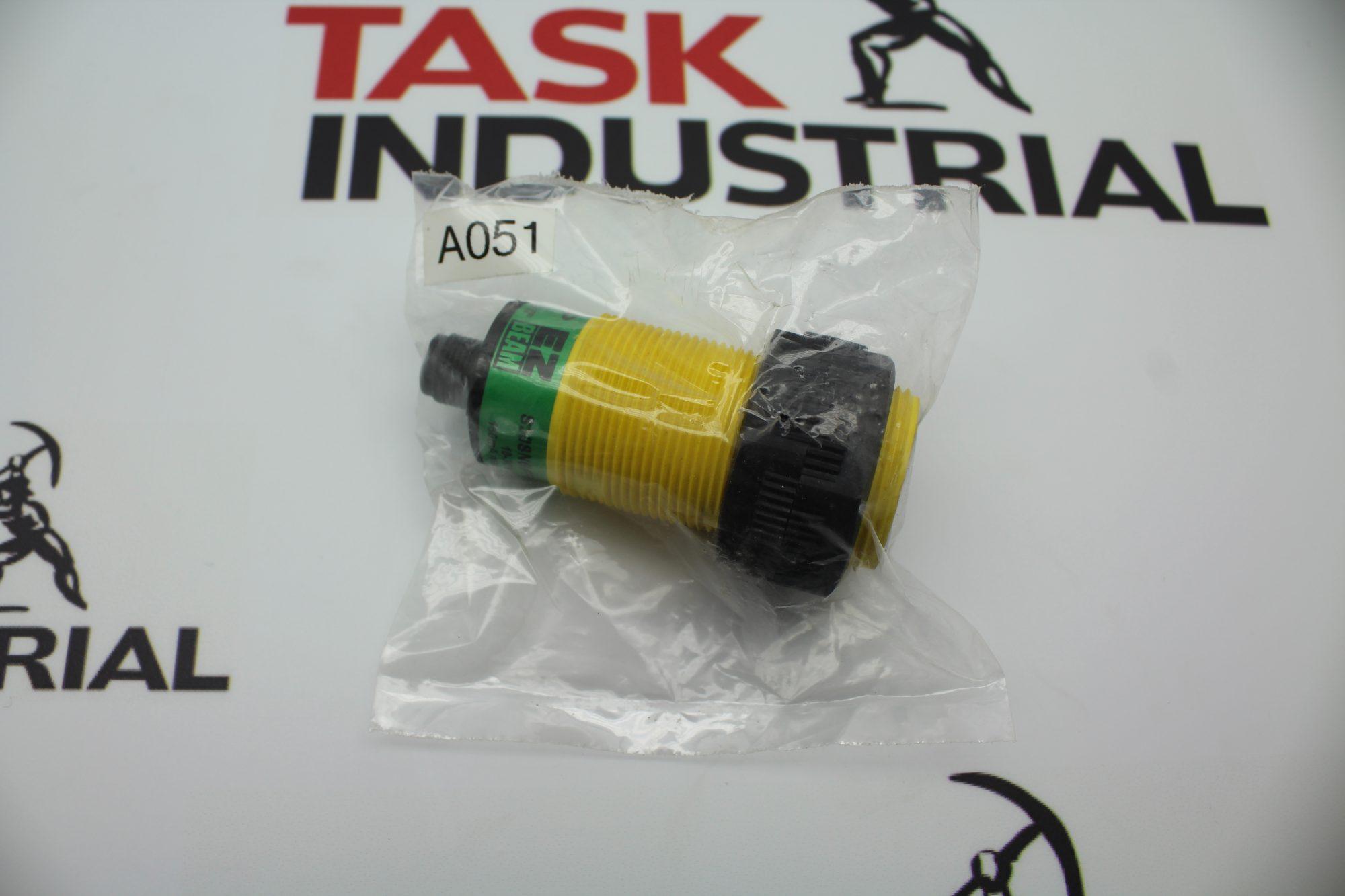 Banner S30sn6ff400q Proximity Sensor Switch Thread Wiring