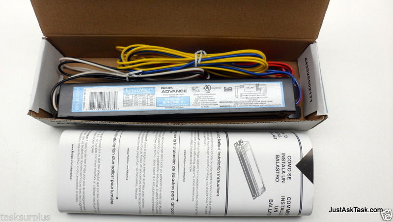 PHILIPS ADVANCE ELECTRONIC BALLAST ICN2S40N NEW ICN2S40N