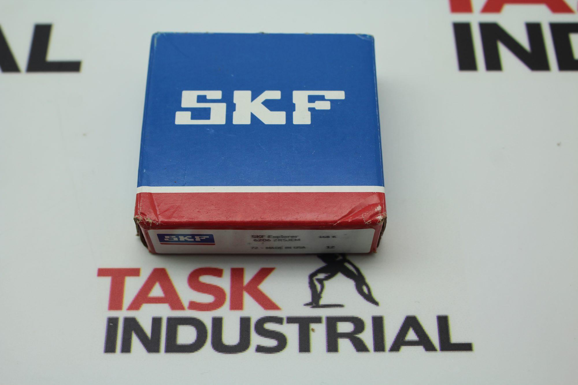SKF Explorer 6206 2RSJEM 168 K Ball Bearing