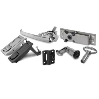 Cover, Lock, & Mounting Hardware