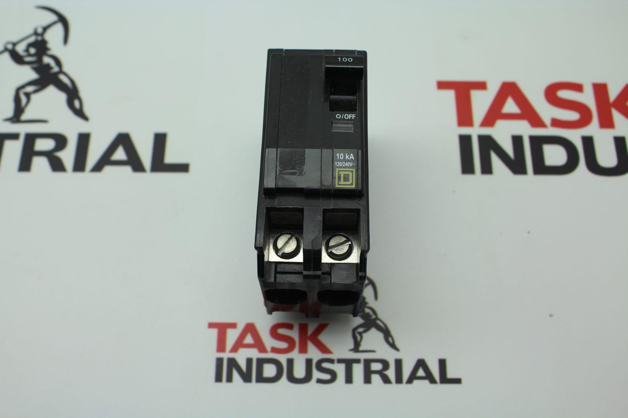 Square D 10kA 120/240V Circuit Breaker