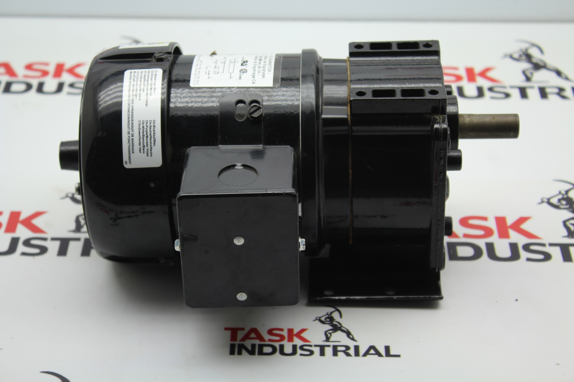 Dayton 6K325C 1/12 HP, 13.5 RPM, 115 VOLT, 2.2 AMP, 127.4:1 RATIO