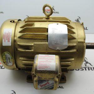 Baldor EM3660T Motor 06H02W36 182T FRAME, 3500 RPM