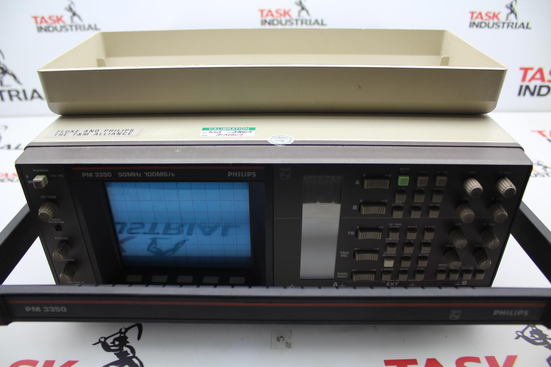 Philips Type PM 3350/40 Oscilloscope