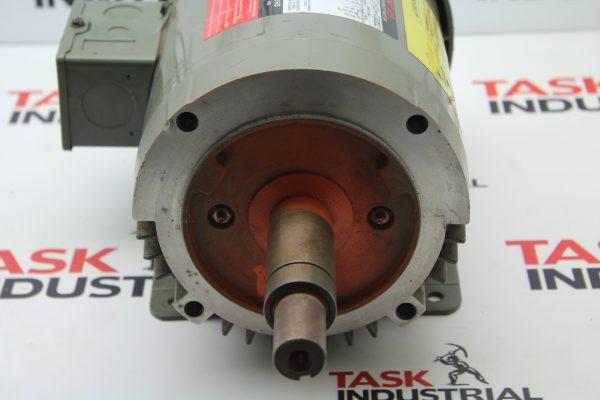 U.S. Motors Model F113, P63CZY-3036, 1.5 HP, 1730 RPM, 145JM FRAME, 3 PH, Pump Motor