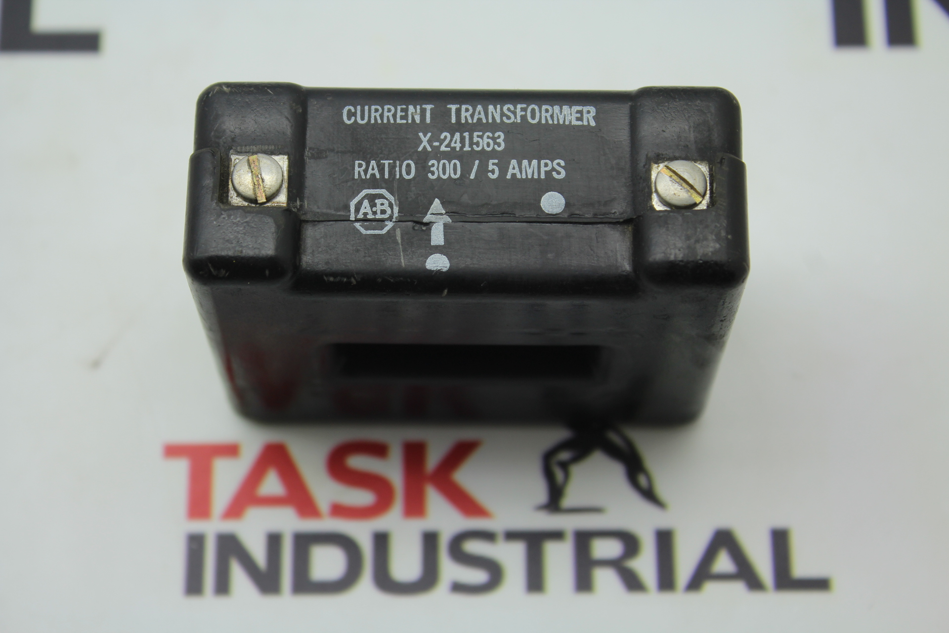 Allen-Bradley Current Transformer X-241563 (Lot of 2)