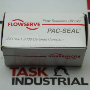 Flowserve Pac-Seal ISO 9001:2000 5NC12