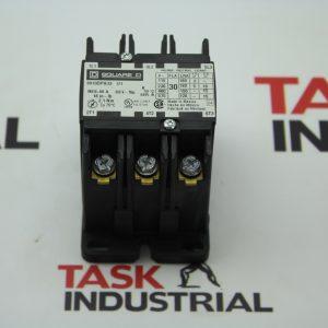 Square D 8910DPA33 Contactor 3HP 30 FLA Series B