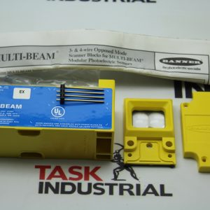 Banner Multi-Beam Scanner Block EX