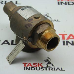 Teledyne Farris Engineering 1856MC Size 1 1/2 Pressure Relief Valve