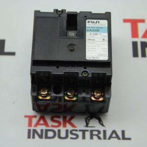 Fuji Electric Auto Breaker EA33M 3Pole 8A