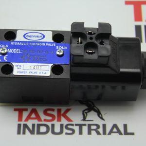 Sola Hydraulic Solenoid Valve Model HD-2B2-G02-DL-B Power Valve