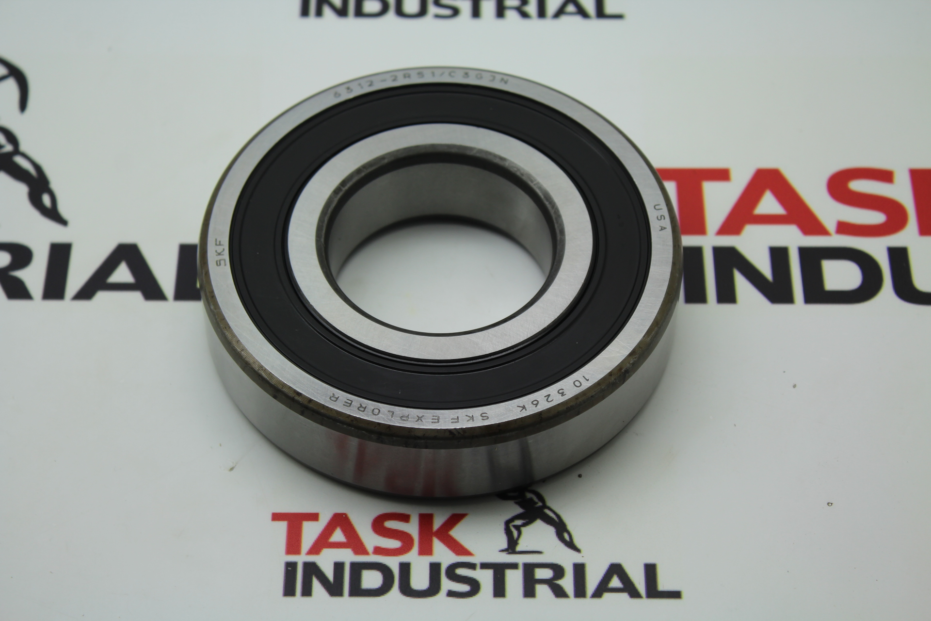 SKF 6312-2RS1/C3GJN Bearing