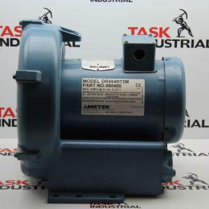 Ametek Model DR454R72M Part No. 080480 3 Ph, 143TCZ Frame, TEFC, 2850/3450 RPM