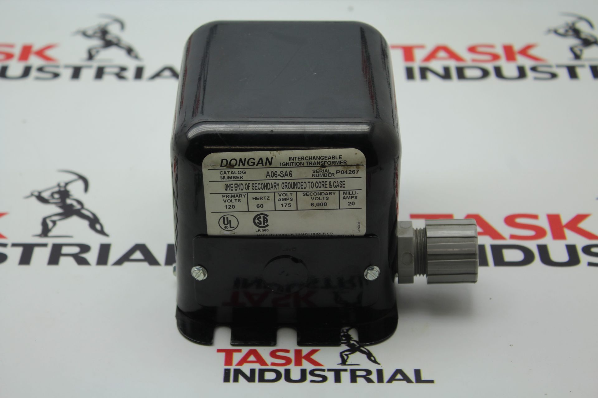 Dongan Interchangeable Transformer A06-SA6 S/N P04267