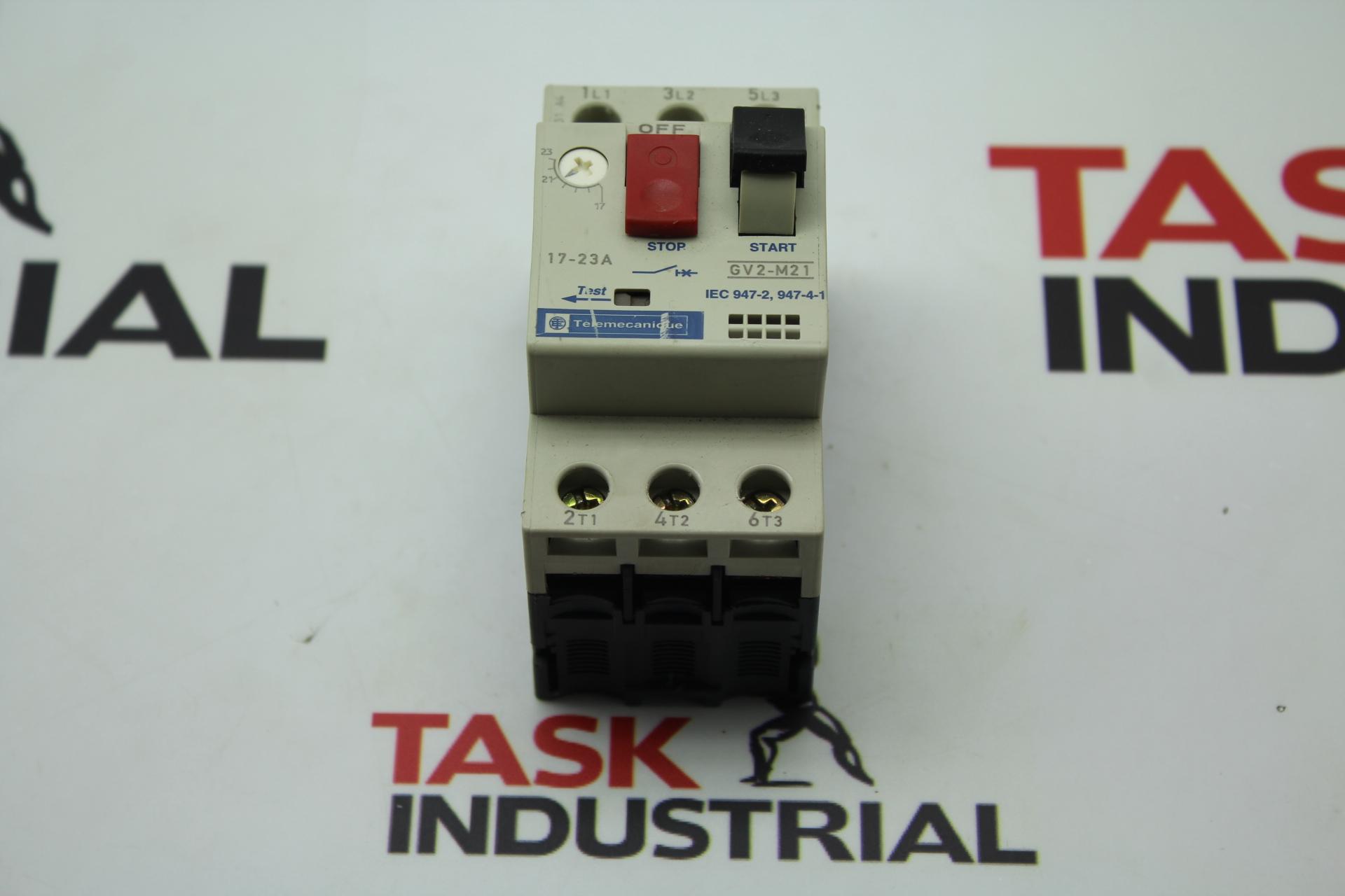 Telemecanique GV2-M21 Motor Starter