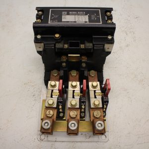 Square D Nema Size 5 Starter Class 8536, Type SG0 1, Series A, 530260A LG