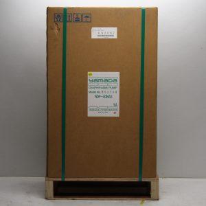 Yamada Diaphragm Pump Model No. 852709 Description NDP-40BAS S/N 692087