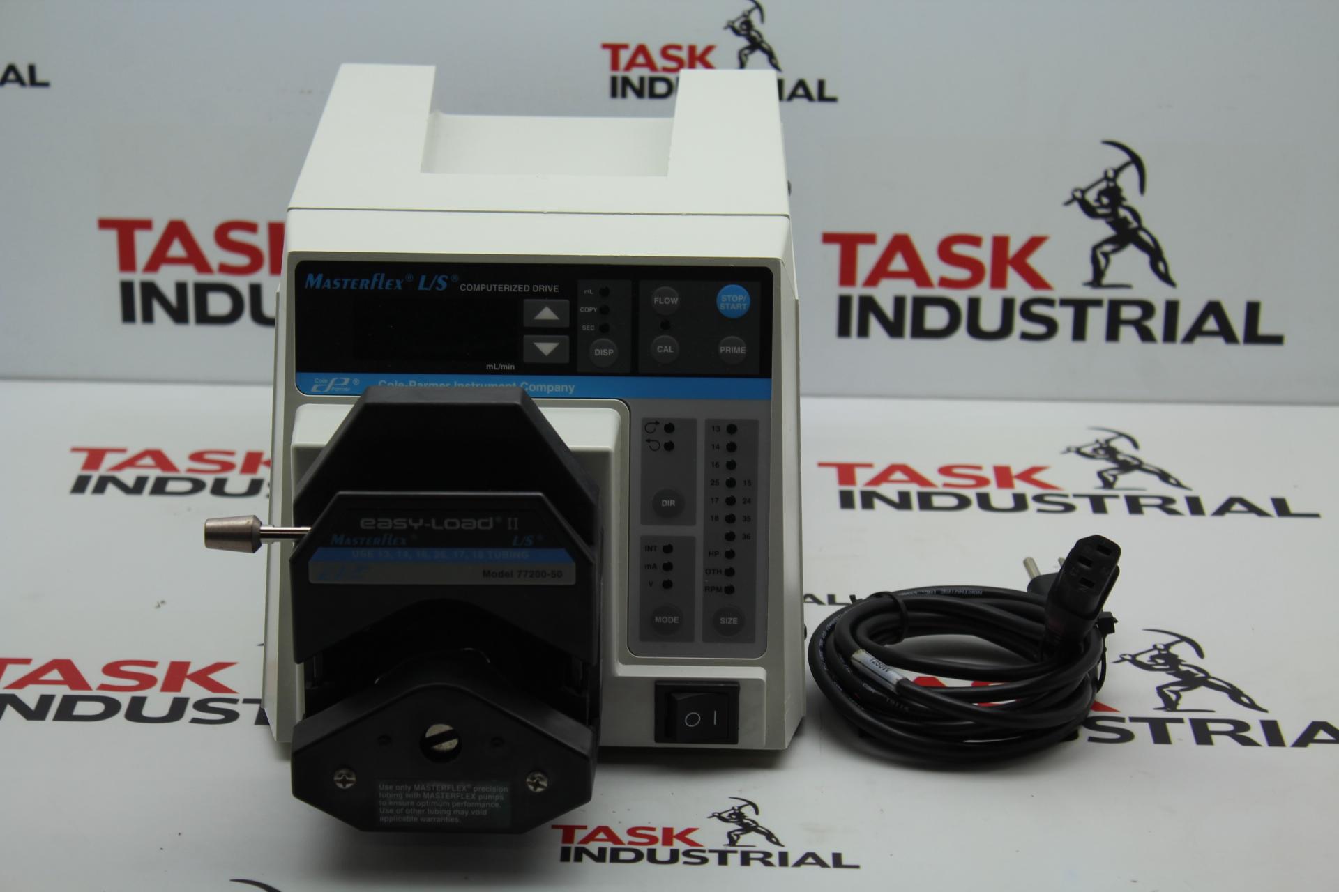 MasterFlex easy-load II Model 77200-50
