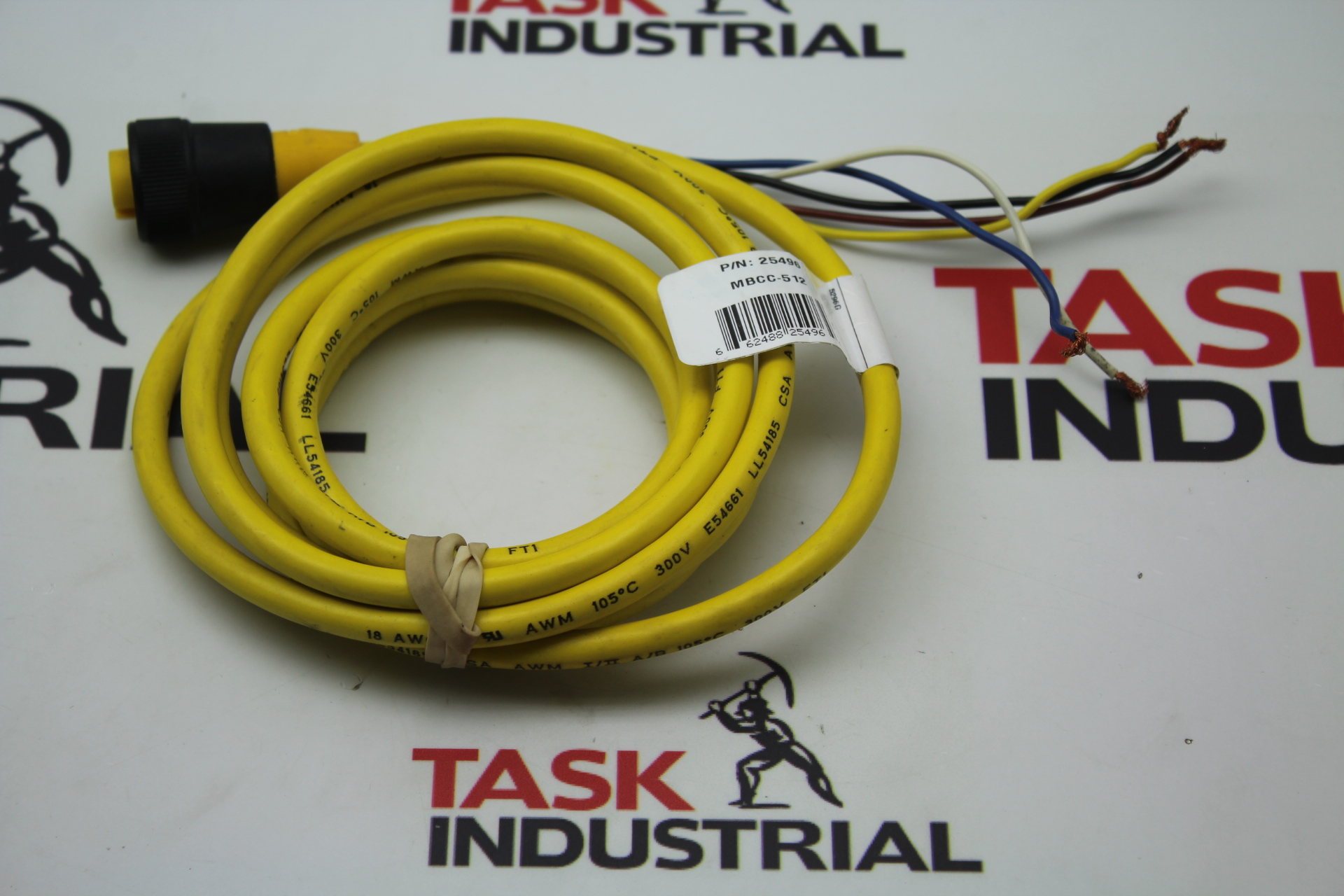 Banner Cable P/N 25496 MBCC-512
