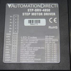 AutomationDirect STP-DRV-4850 Step Motor Driver