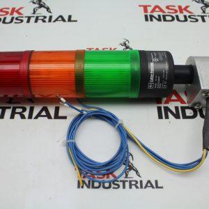 Cutler-Hammer E26BL Ser A2 Stacklight Base RED, ORANGE, GREEN