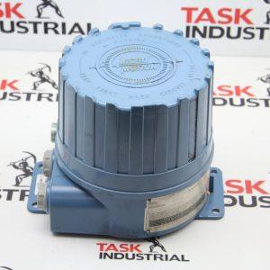 Micro Motion Elite Remote Flow Transmitter Model RFT9739E4SUJ Sensor S/N 391077 702-FT-53916