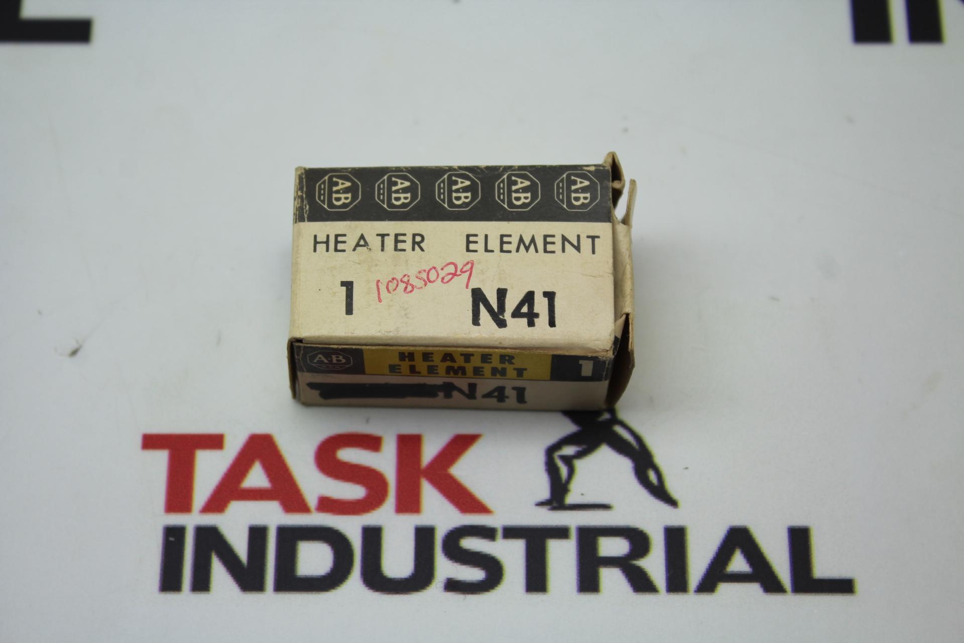 Allen-Bradley Heater Element N41