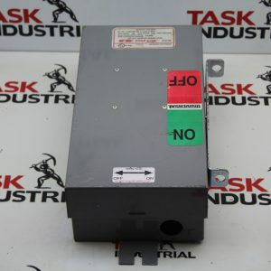 BUSWAY TAP BOX CB100-30-3-240-4-DIS with Square D 30AMP Breaker