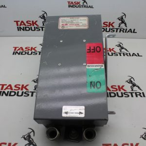 BUSWAY TAP BOX CB100-30-2-250-4-DIS with Square D 30AMP Breaker