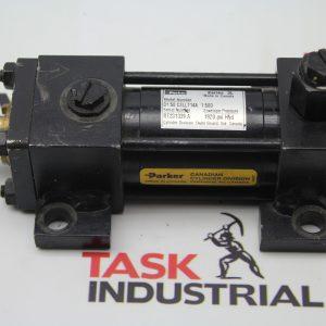 Parker Cylinder Series 3L Model 01.50 C3LLT14A S/N RT231339A