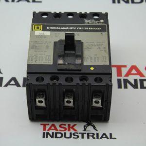 Square D Circuit Breaker FAL34030