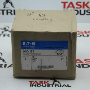 "Eaton Crouse-Hinds Series 665 RT Size 2"" Box of 5"