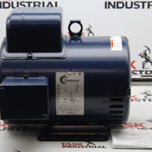 Century V209M2 5HP, 1750RPM, 1PH, 184T FRAME