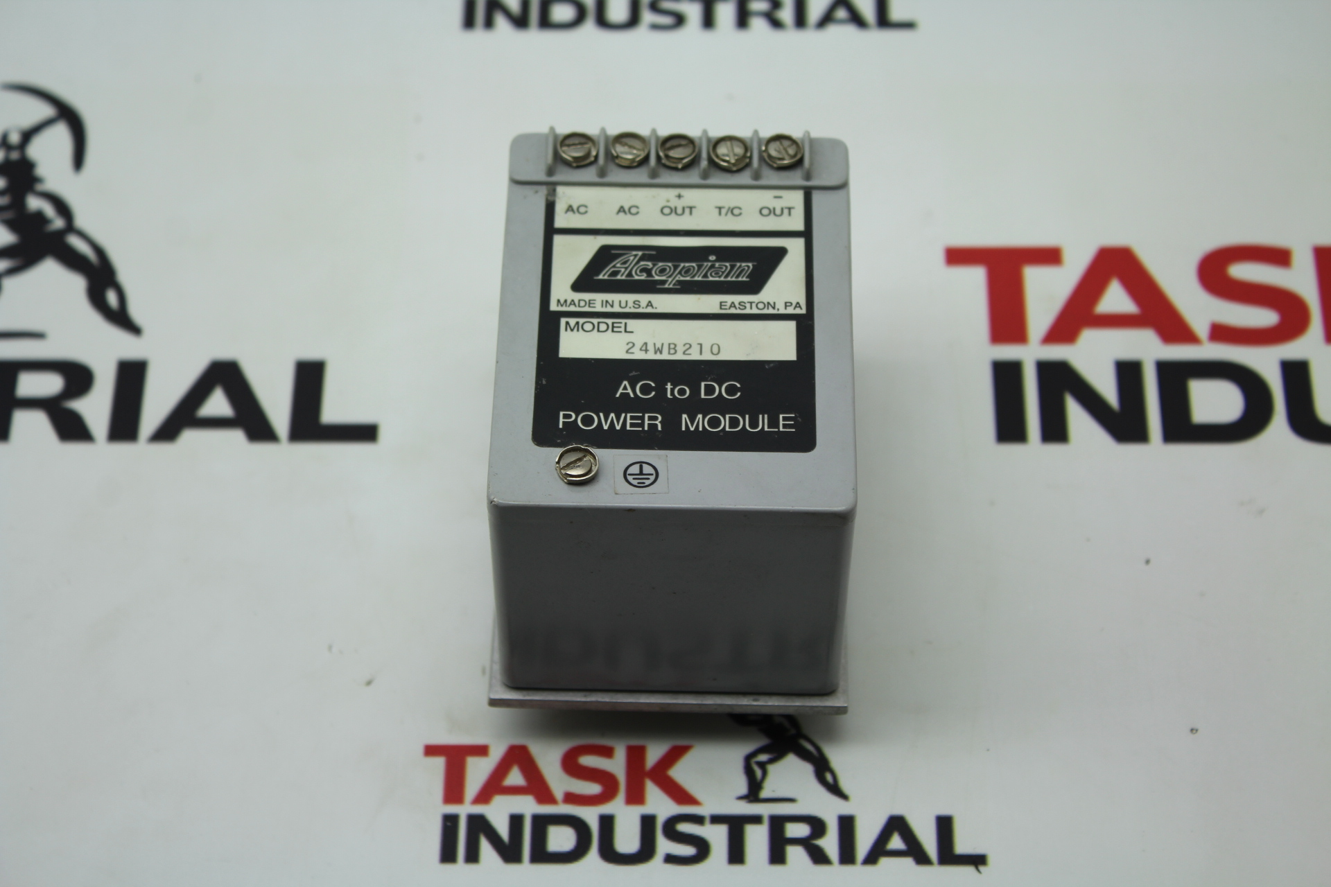 Acopian Power Module Model 24WB210 AC to DC