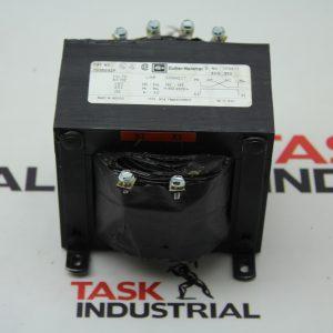 Cutler-Hammer Control Transformer Cat No. C0350A2F KVA: .350, PH 1