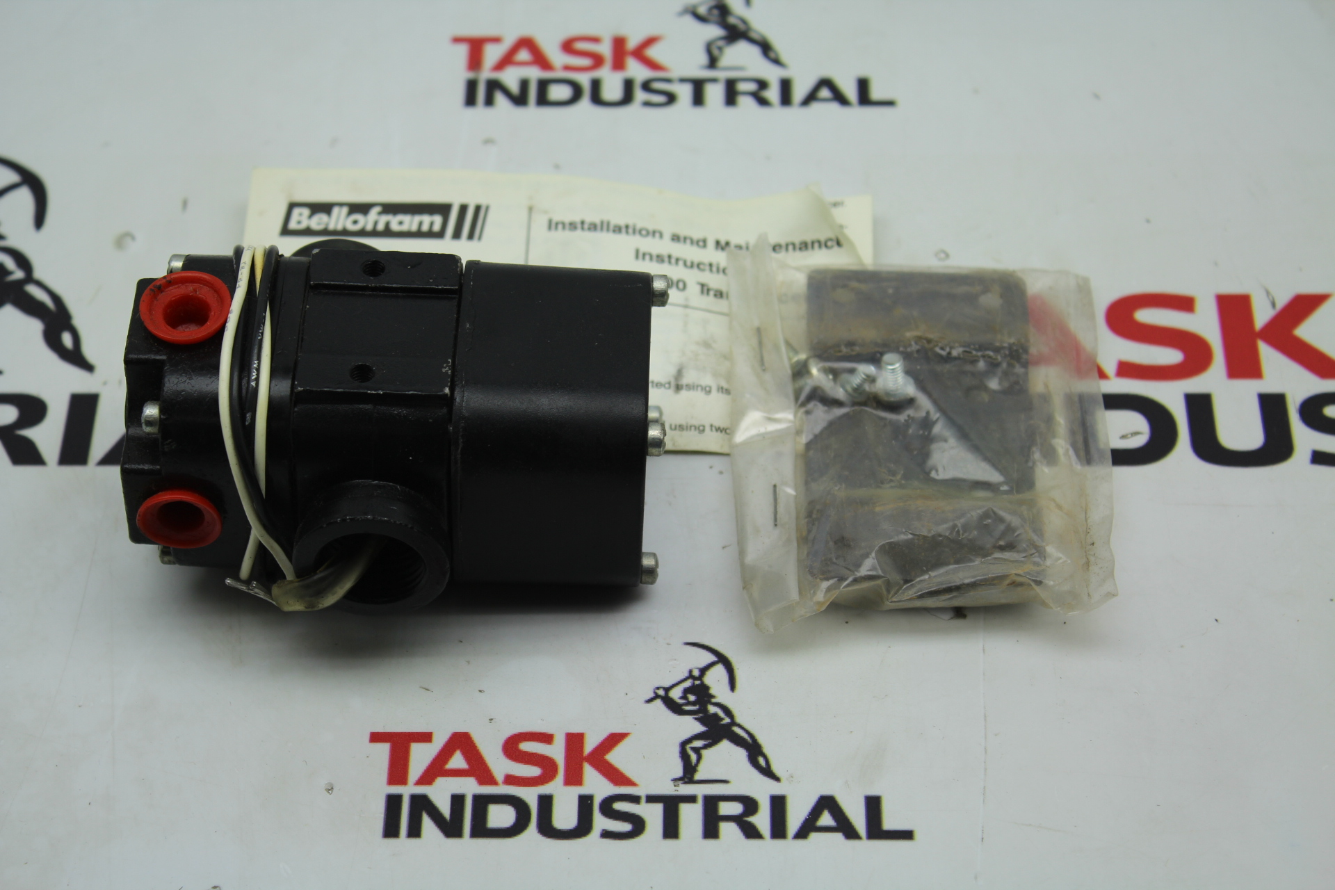 Precision Controls Type 100 Transducer P/N 221-961-070