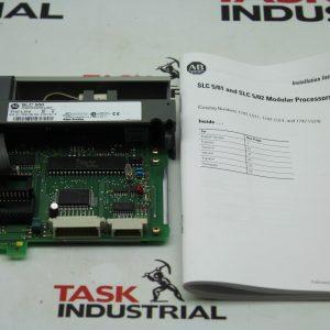 Allen Bradley SLC 500 Processor Unit 1747-L514 Ser B FRN. 6