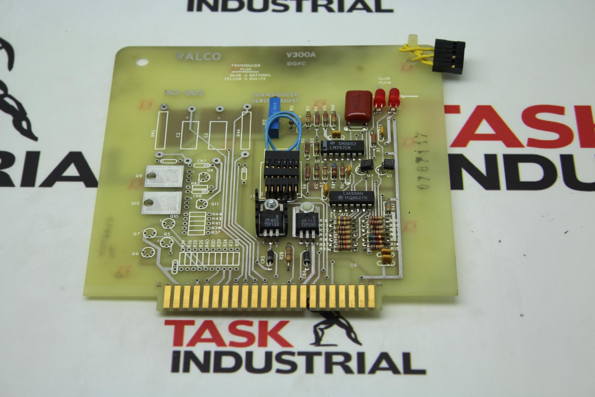 Valco V300A Circuit Board