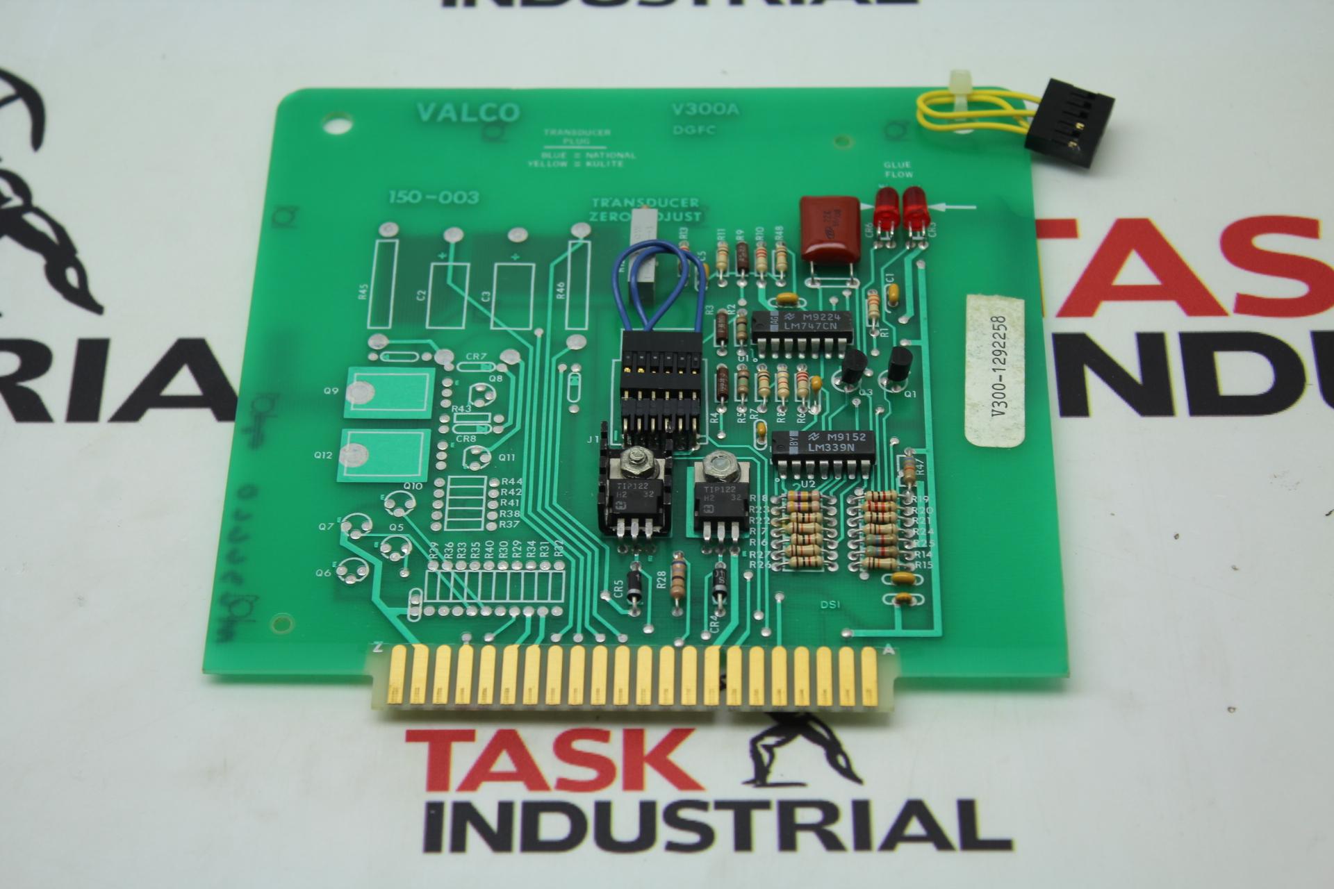 Valco V300A Circuit Board 150-003