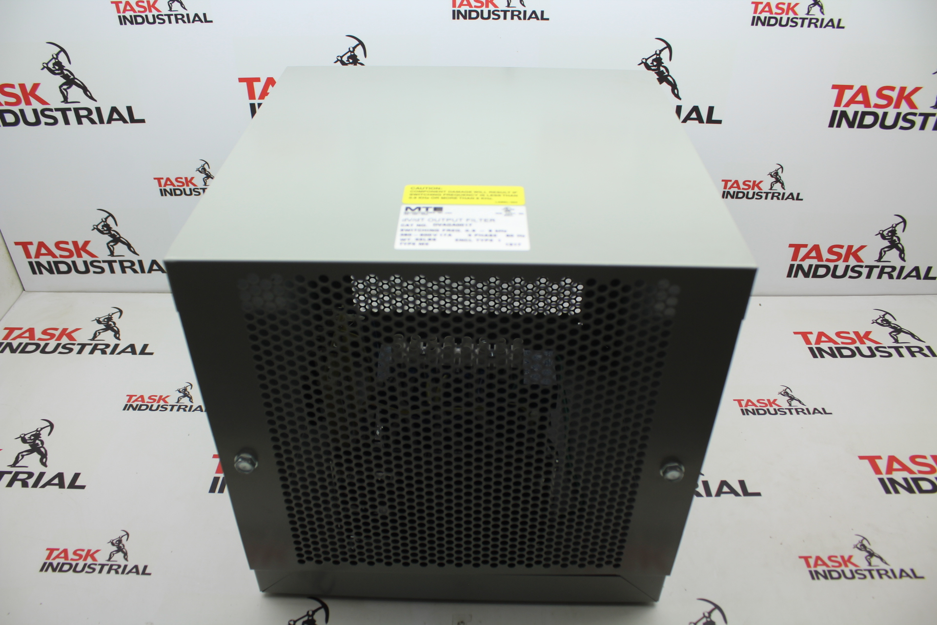 MTE dV/dT Output Filter DVAGA0017 Enclosure Type 1
