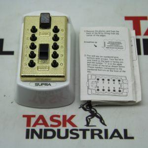 Keysafe Homeowner Slimline Pushbutton Combination 001086