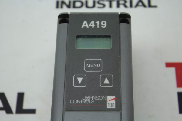 Johnson Controls A419
