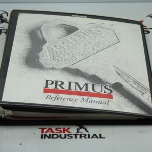 Schlage Primus Reference Manual