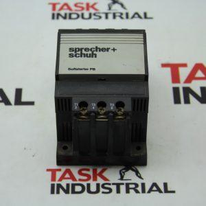 sprecher+schuh Softstarter PB Type PBS-011-240V Series A